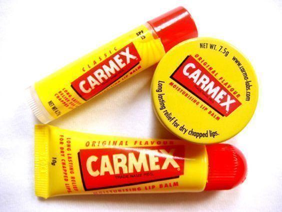baume à lèvres de carmex