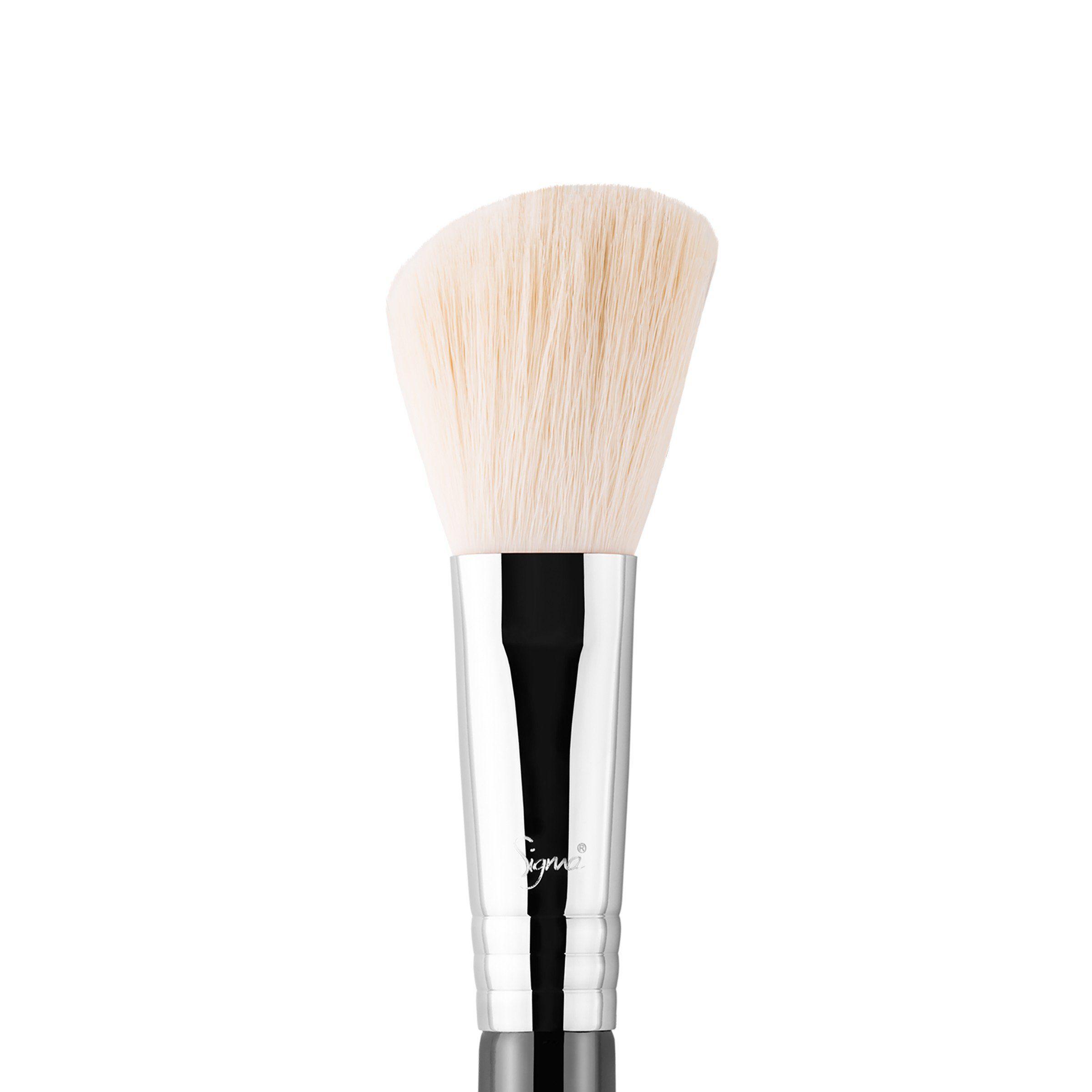 pinceau blush sigma beauty biseauté maquillage makeup