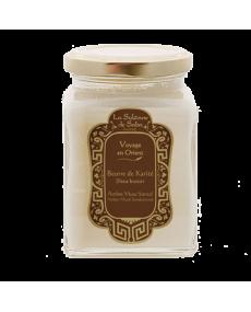 Beurre de karité - Ambre Musc Santal - La Sultane de Saba