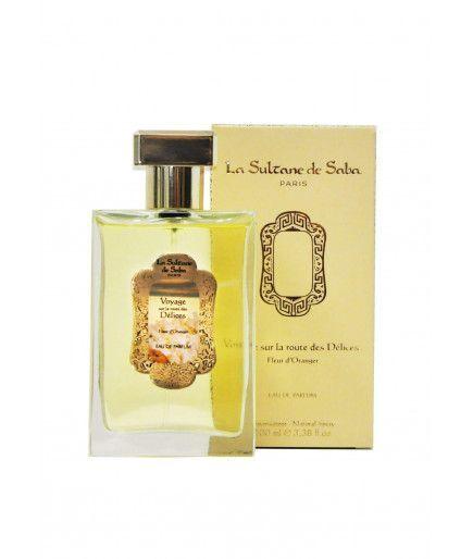 Parfum - Fleur d'Oranger - La Sultane de Saba