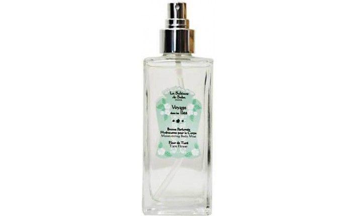 Brume Parfumée - Fleur de Tiaré - La Sultane de Saba