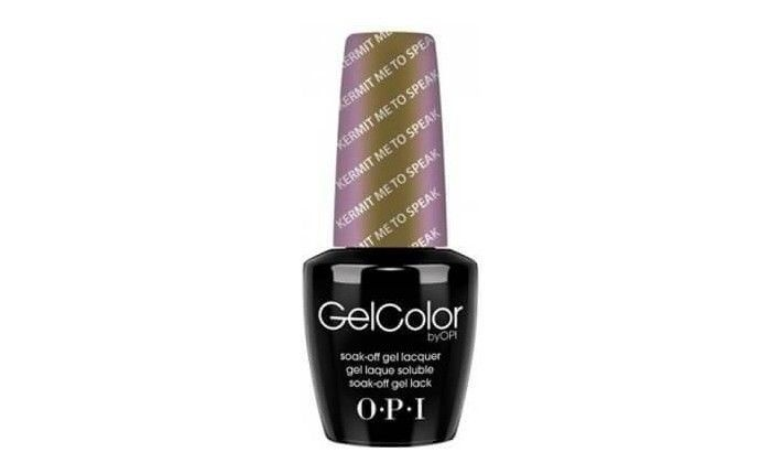 Vernis À Ongles - Gel Color Kermit Me to Speak - O.P.I