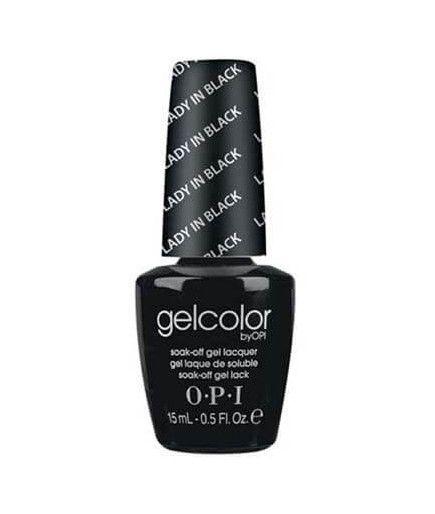 Vernis À Ongles - Gel Color Black Onyx - O.P.I