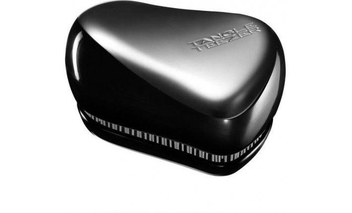 Brosse à cheveux - Compact Groomer Noir - Hommes - Tangle Teezer
