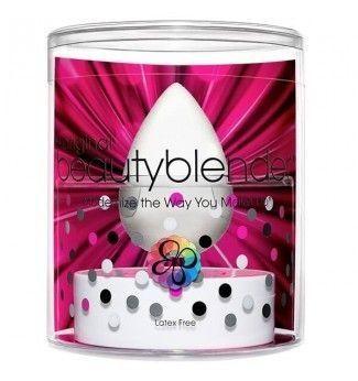 Kit éponge maquillage teint Pure + Nettoyant solide Blender Cleanser - Beauty Blender