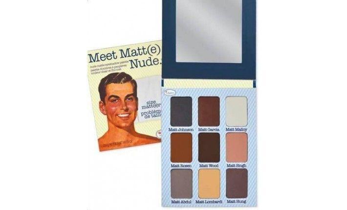 Nude Dude 2 - Palette d'ombres à paupières - The Balm