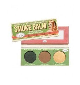 Smoke Balm Vol.1 - Palette d'ombres à paupières - The Balm