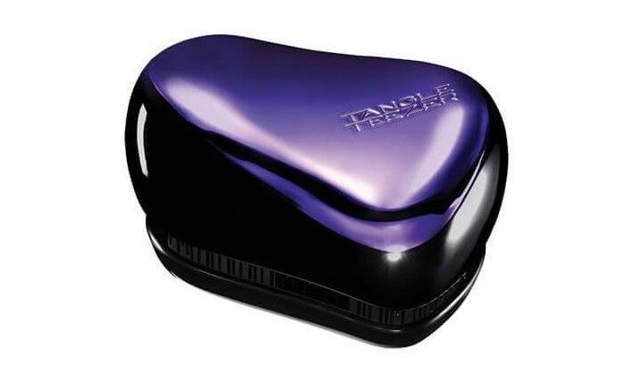 Brosse à cheveux - Compact Or - Tangle Teezer