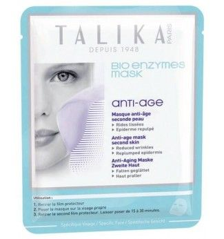 Bio Enzyme Mask - Masque Hydratant seconde peau - Talika