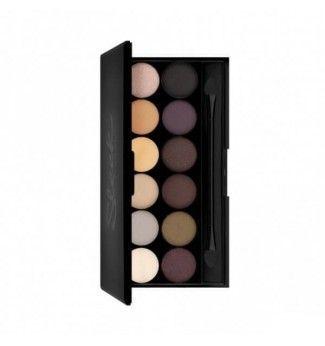 Palette d'ombres à paupières - Sunset I DIVINE - Sleek