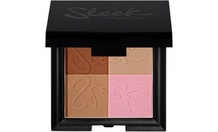 Palette de Fards pour le teint - Bronze Block Light - Sleek