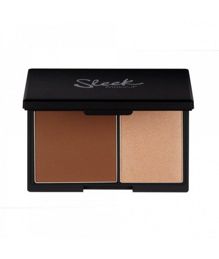 Palette contouring - Face Contour Kit Medium - Sleek