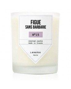 Bougie - Vanille Poudrée - LANAÏKA