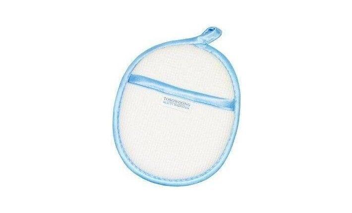 Gant de toilette en Microfibre - Nettoyage, Démaquillage et Gommage du Visage - Tosowoong