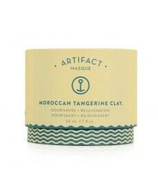 Masque Visage Moroccan Tangerine Clay - Nourrissant + Rajeunissant - ARTIFACT