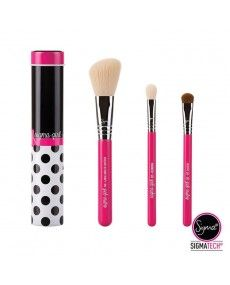 Color Pop Brush Kit - Sigma Beauty