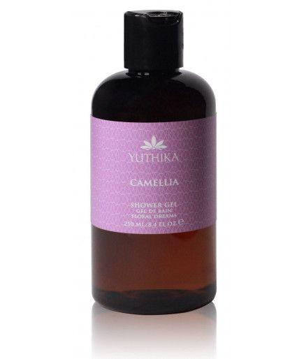 Гель для душа Камелия - Camellia - YUTHIKA