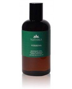Huile de massage Verveine - Verbena - YUTHIKA