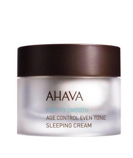 Crème de nuit Anti-Âge Teint Parfait - AHAVA