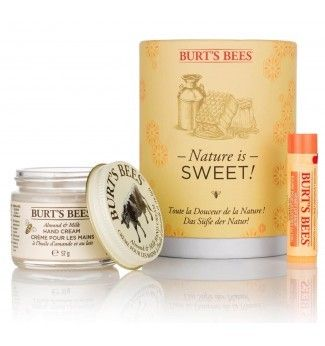 Kit Douceur de la Nature - Burt's Bees
