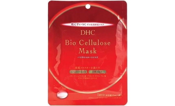 Masque Visage Bio Cellulose - DHC