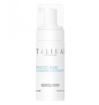 Photo Pure Foaming Cleanser - Eau Moussante Nettoyante - Talika