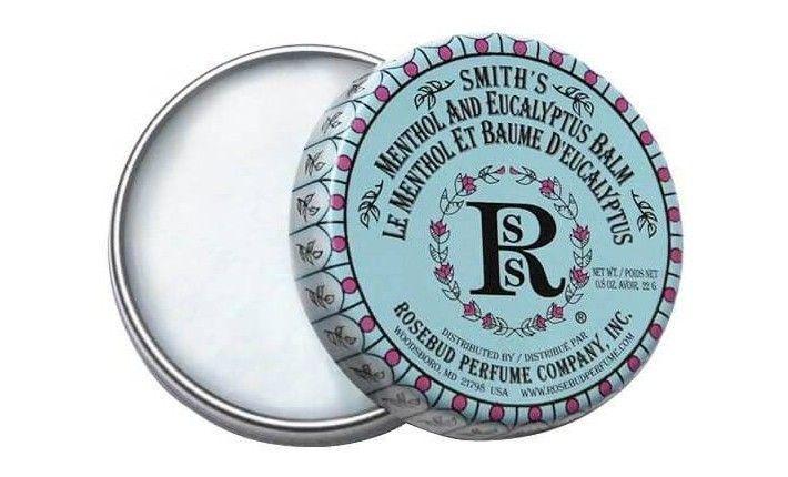 Baume à Lèvres - Rose à la menthe - Rosebud Perfume Company