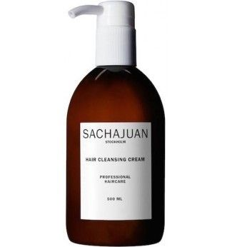 Crème Lavante Cheveux - Hair Cleansing Cream - SACHAJUAN