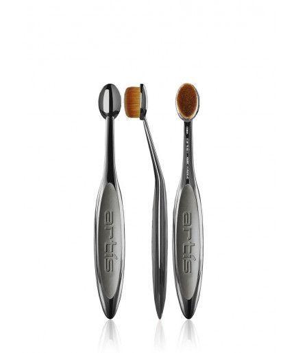 Cepillo De Élite De Humo Oval 4 - Artis Pincel