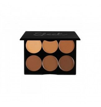 Kit Contouring - Cream Contour Kit Dark - Sleek