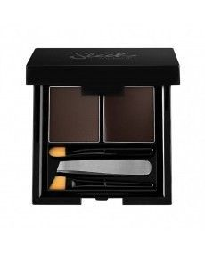 Kit sourcils - Brow Kit Extra Dark - Sleek