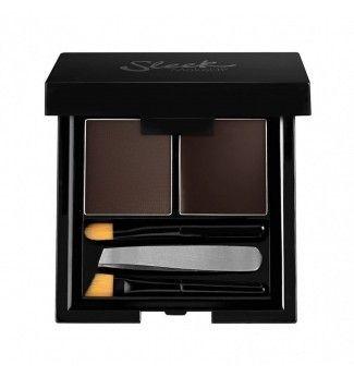 Kit sourcils - Brow Kit Extra Dark - Sleek