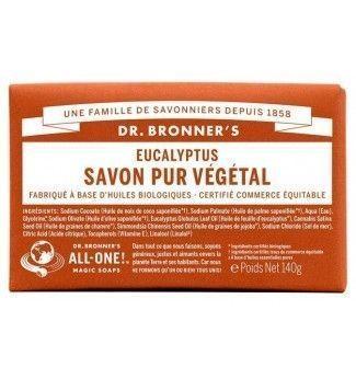 Pain de savon - Amande - Dr Bronner
