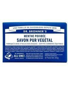Pain de savon - Menthe Poivrée - Dr Bronner