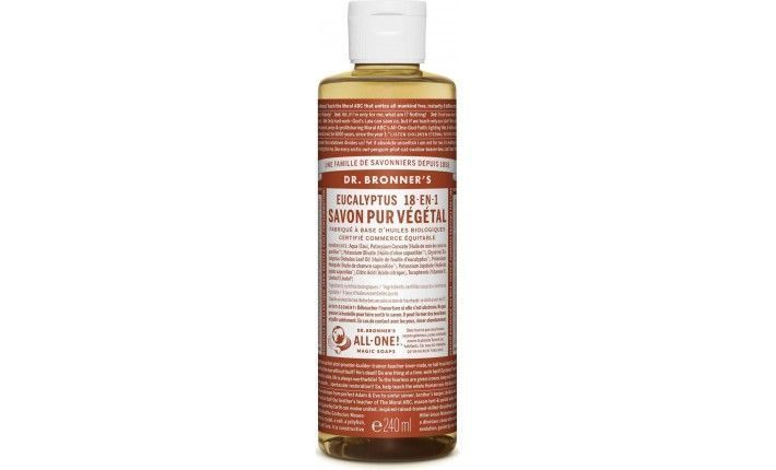 Savon Liquide Castile Soap - Agrumes - Dr Bronner