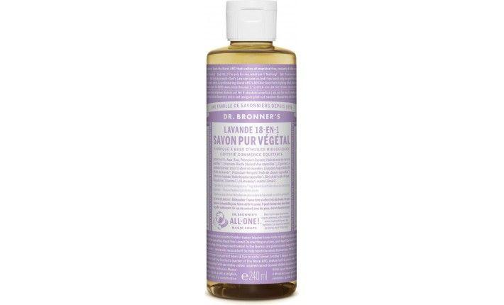 Savon Liquide Castile Soap - Lavande - Dr Bronner