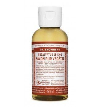 Savon Liquide Castile Soap - Eucalyptus - Dr Bronner