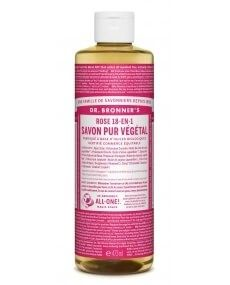 Pain de savon - Rose - Dr Bronner