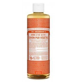 Savon Liquide - Arbre a thé 473 mL - Dr Bronner