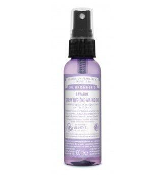 Spray désinfectant pour les mains - Lavande - Dr Bronner