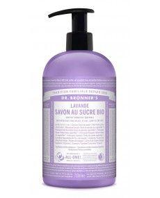 Savon Liquide Shikakai - Arbre a thé 355 mL - Dr Bronner