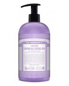 Savon Liquide Shikakai - Lavande 355 mL - Dr Bronner