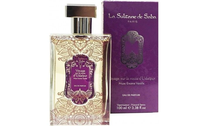 Parfum - Musc Encens Vanille - La Sultane de Saba