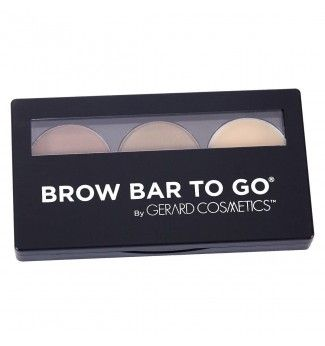 Kit Sourcils - Brow Bar To Go Kit Medium à Brune - Gerard Cosmetics