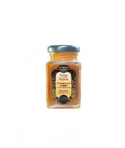 Gommage visage au sucre - à l'huile de carotte Bio - La Sultane de Saba