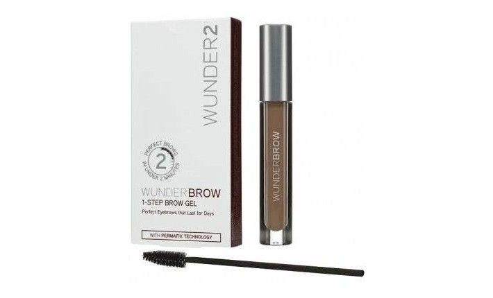 Gel Teinté Semi permanent pour sourcils - Blonde - Wunderbrow