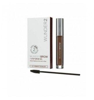 Maquillage Gel Teinté Semi permanent pour sourcils - Auburn - Wunderbrow