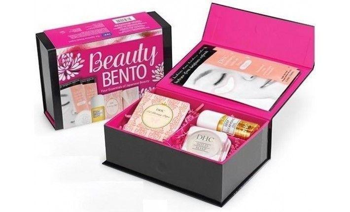 Beauty Bento - Les indispensables du soin japonais - DHC