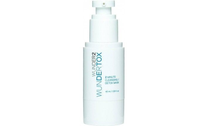 Masque nettoyant purifiant en 2 minutes - Wundertox - Wunder2
