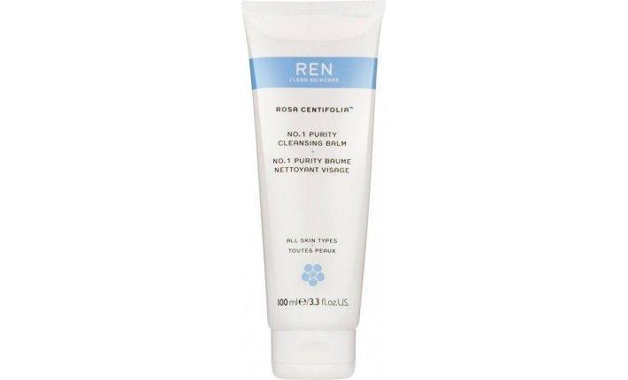NO.1 Purity Baume Nettoyant Visage - Rosa Centifolia™ - REN Skincare